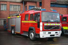 Heated exchange over changes to our fire service