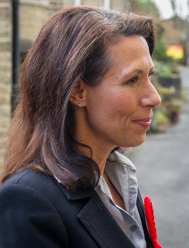 Debbie Abrahams (Photo: Stuart Coleman©2013)