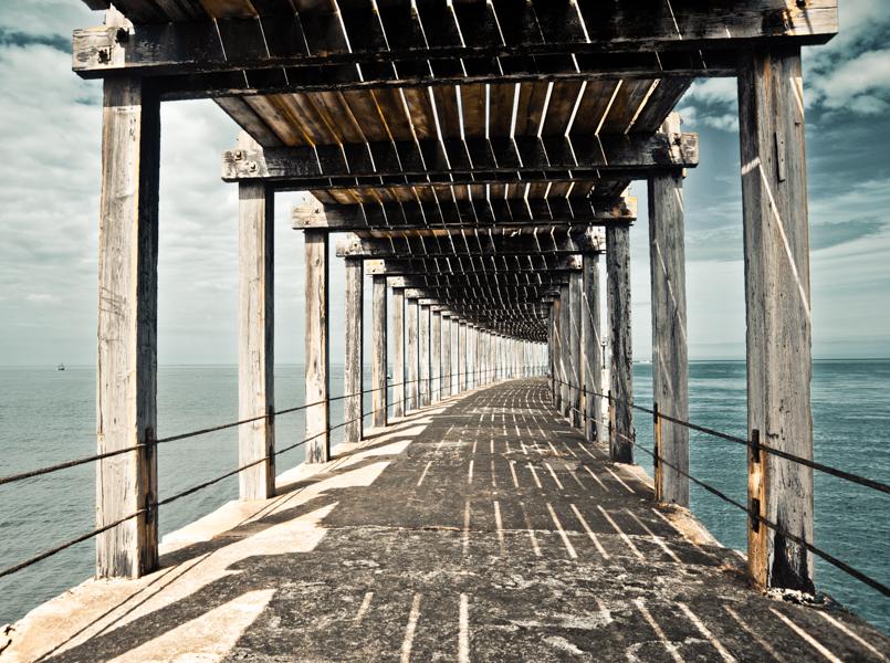Stuart Coleman Photography - Whitby Pier
