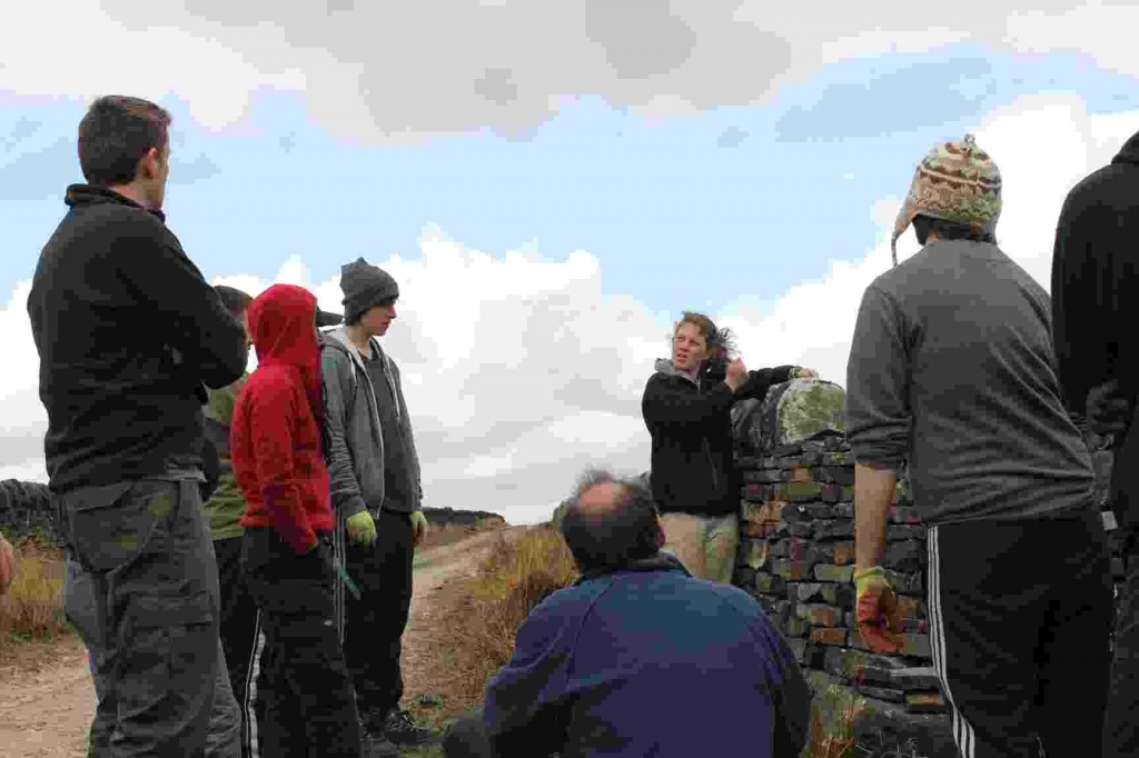 Katie Lowry dry stone walling low res