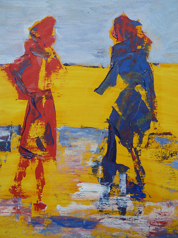 Two Women in St Vincent