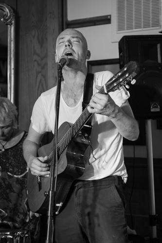 Arthur Cale, Mick Spag (Photo: Stuart Coleman©2013)
