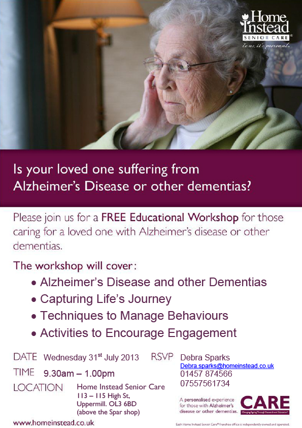 HISC_Invitation_to_Family_Dementia_Workshop_July 31st