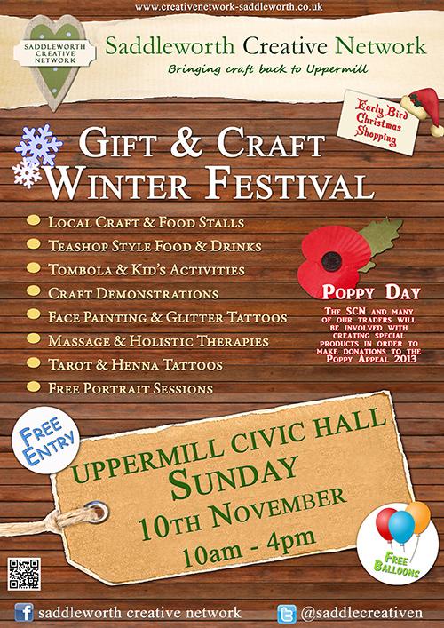 Winter Details Poster design 2013