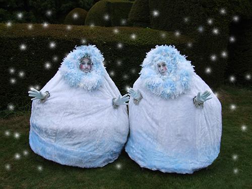 Snowball Sprites