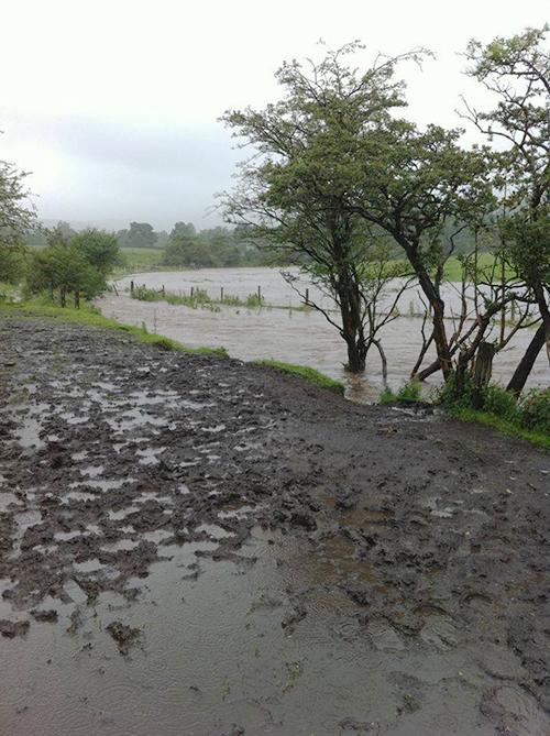 flooding risk in saddleworth