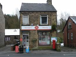 Diggle Post Office