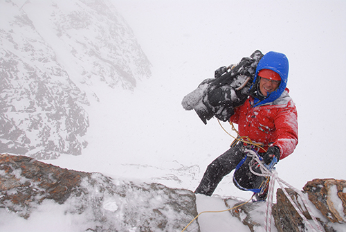 adventure cameraman