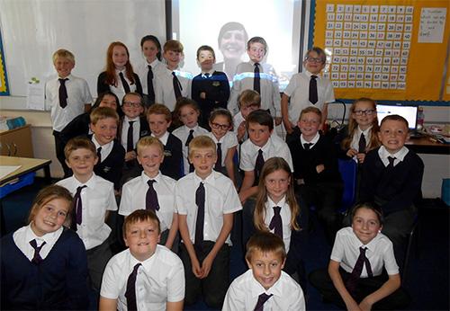 diggle primary school pupils