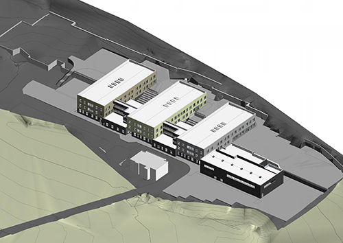 new Saddleworth School
