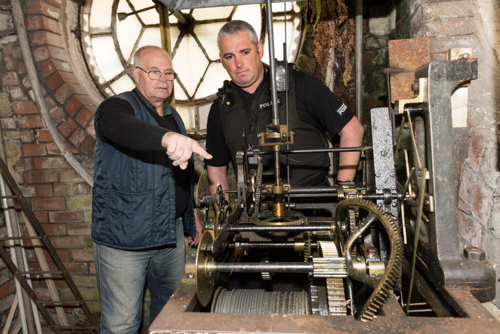 diggle clock stuart coleman