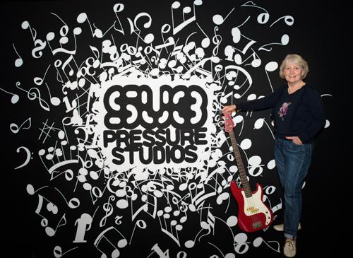 Gill Pierce, Sub Pressure Studios (©2015 Stuart Coleman)