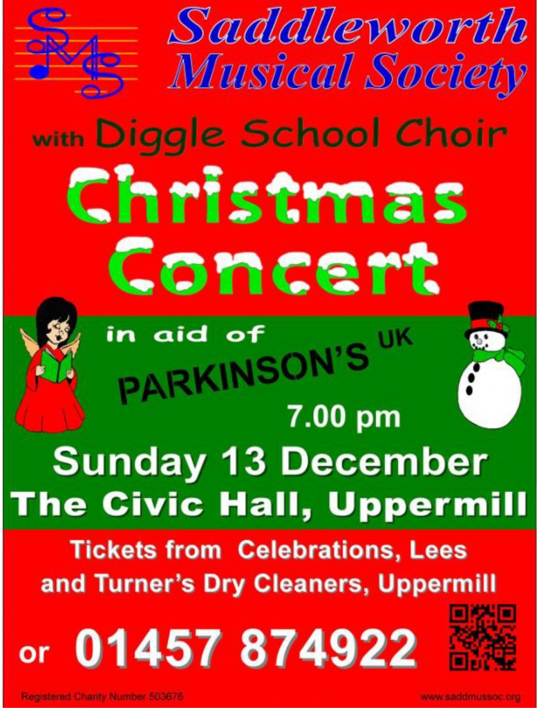 SMS Christmas Concert Poster