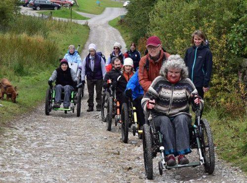Dovestone Trikes Experience Community CIC 1 (Oldham)
