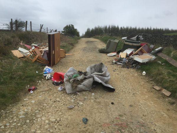 how to stop fly tipping