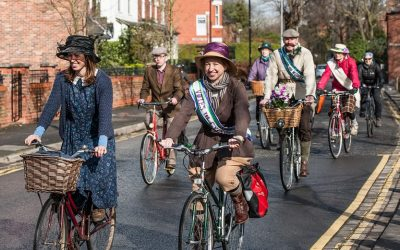 Women urged to channel their pedal power