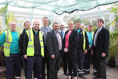 Oldham College Launch Horticultural Apprenticeship Scheme