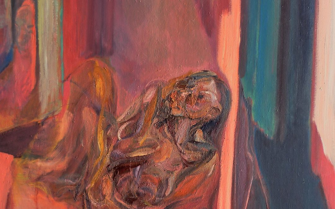 GALLERY OLDHAM LAUNCHES JAI CHUHAN EXHIBITION OF PAINTINGS: REFUGE
